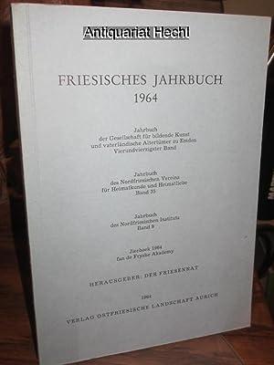 EmJb 44. Friesisches Jahrbuch 1964. [Zugleich] Jahrbuch: Der Friesenrat (Hrsg.):