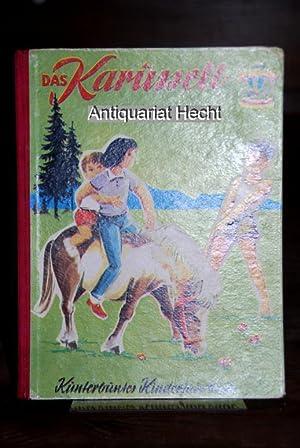 Das Karussell 1964. Kunterbuntes Kinderjahrbuch [Kinder-Jahrbuch] 14.: Geede, Ruth und