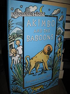 Akimbo and the Baboons. Illustrated by Peter Bailey.