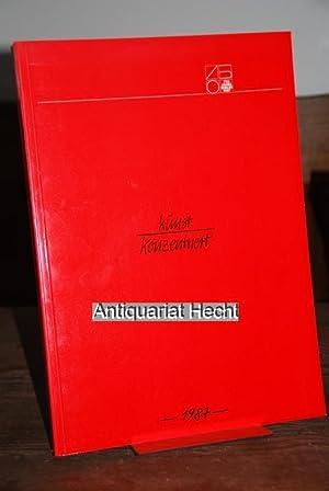 Kunst Konzentriert 1987. Berliner Kunstblatt Sonderheft.