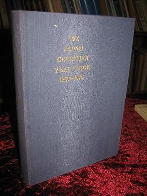 The Japan Christian Yearbook 1969 - 1970.: Hara, Ryozo, James