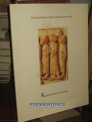 Ein frühromanisches Elfenbeinrelief aus Köln. (= Erzbischöfliches: Plotzek, Joachim M.: