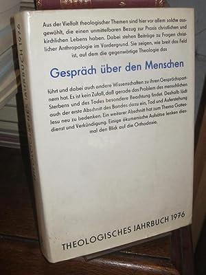 Theologisches Jahrbuch 1976. Herausgegeben von Wilhelm Ernst,: Ernst, Wilhelm, Konrad