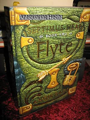 Flyte. Septimus Heap Book Two (2).