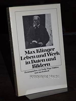 Max Klinger. Leben und Werk in Daten: Wega Mathieu, Stella