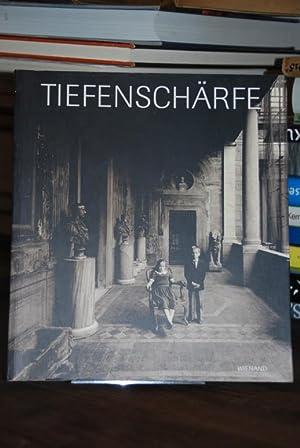 Tiefenschärfe. Bilder vom Menschen aus den Fotosammlungen: Emslander, Fritz (Hrsg.):