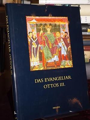 Das Evangeliar Ottos III. Clm 4453 der Bayerischen Staatsbibliothek München. Herausgegeben von Florentine Mütherich und Karl Dachs.