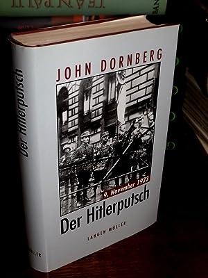 Der Hitlerputsch 9. November 1923. Aus dem: Dornberg, John: