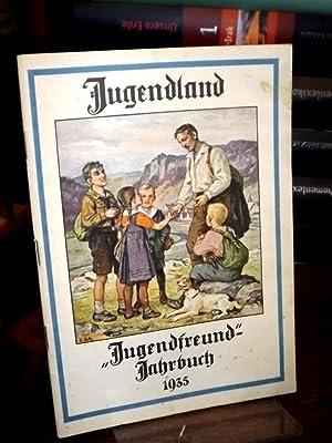 Jugendland. Jahrbuch für die deutsche evangelische Jugend.: Mehmke, B. (Hrsg.):