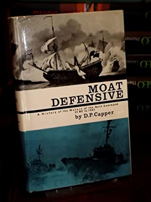 Moat defensive. A History of the Waters: Capper, D.P.: