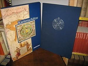 Kartenschätze aus den Sammlungen der Staatsbibliothek zu: Jammers, Antonius (Hrsg.):