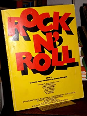 Rock n` Roll. Book 1. 25 songs from the great Rock and Roll era.