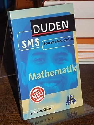 Duden SMS - Schnell-Merk-System Mathematik 5. bis: Schwippl, Uwe: