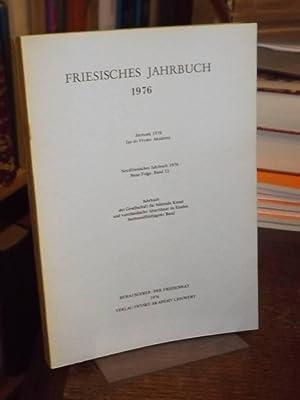 EmJb 56. Friesisches Jahrbuch 1976. [Zugleich] Jahrbuch: Der Friesenrat (Hrsg.):