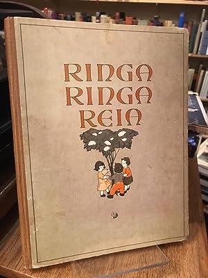 Ringa Ringa Reia. Kinderlieder und Kinderspiele Herausgegeben: Enders, Hans und