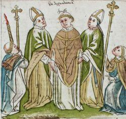 Das Konzil zu Konstanz MCDXIV-MCDXVIII (1414-1418). Kommentar und Text bearbeitet von Otto Feger. ...