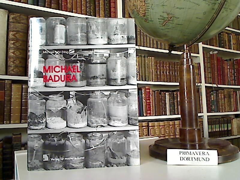 Michael Badura. Werke bis 1991.: Fehr, Michael (Hg.):