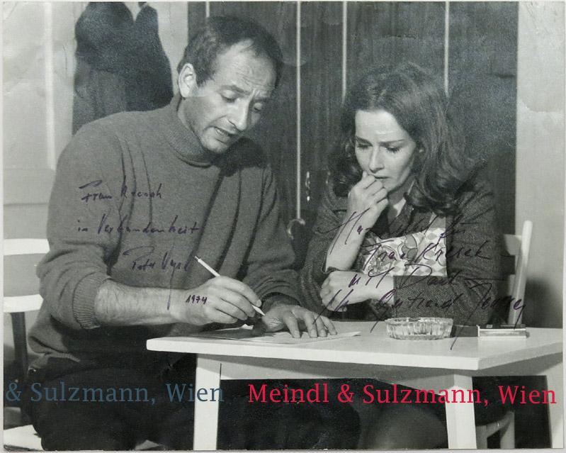 Gertraud Jesserer Michael Vogel