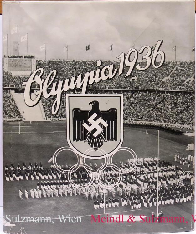 Buch Olympia 1936