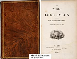 The Works of Lord Byron including The: Byron, (George Gordon)
