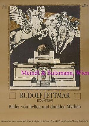 RUDOLF JETTMAR (1869-1939). Bilder von hellen und: Historisches Museum, Wien