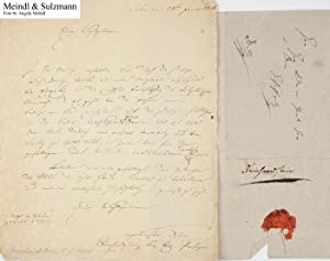 Schriftsteller.-: Autographe, Literatur) -