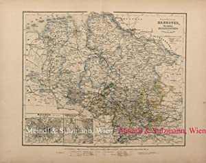Preussische Provinz Hannover, Herzogthum Braunschweig und Lippesche: Hannover / Braunschweig