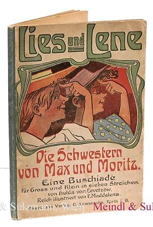 Lies und Lene. Die Schwestern von Max: Busch. - Levetzow,