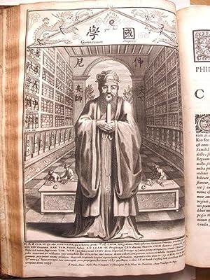 Confucius sinarum philosophus, sive scientia sinensis latine: Konfuzius (Confucius) und