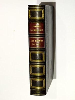 Oeuvres complètes de Charles Baudelaire. Les Fleurs: Baudelaire, Charles: