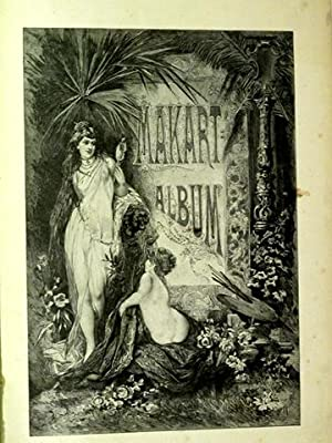 Hans Makart-Album.: Makart, Hans: