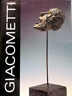 Alberto Giacometti. With essays by Silvio Berthoud and Reinhold Hohl.