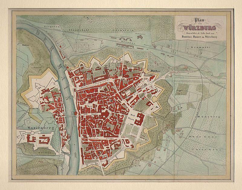 WГјrzburg 1860