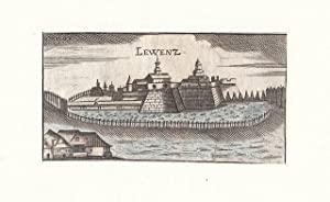SLOWAKEI: LEWENTZ ODER LEVICE: Festung *-* um