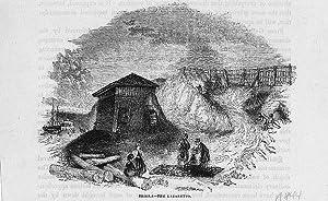 RUMÄNIEN: BRAILA/ WALACHEI: Lazarett --- um 1844,