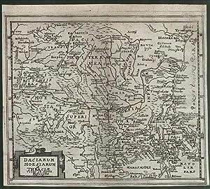 BULGARIEN *-* Daciarum Moesiarum et Thraciae Vetus: Philipp Cluver