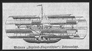 Flugmaschine: Wellners