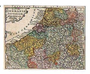 WESTDEUTSCHLAND - FLANDERN - BRABANT *-* Germania: Tobias Lobeck bei