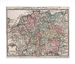 DEUTSCHLAND *-* Germania Heilig Römische Reich mit: Tobias Lobeck bei
