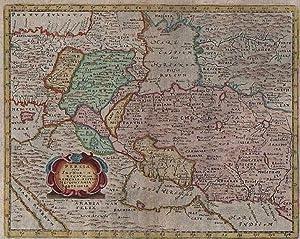 PERSIEN *-* Persia sive Sophorum Regnum, Kupferstich: Philipp Cluver