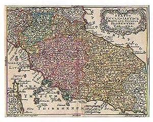 TOSKANA *-* Status Ecclesiastici Magni que Ducatus: Tobias Lobeck bei