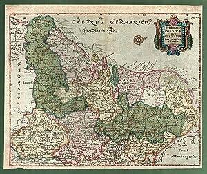 BELGIEN *-* Hodierna Belgica sive Germania inferioris: Philipp Cluver