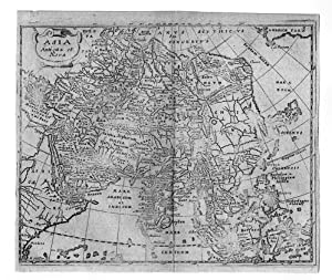 ASIEN *-* Asia Antiqua et Nova, Kupferstich: Philipp Cluver