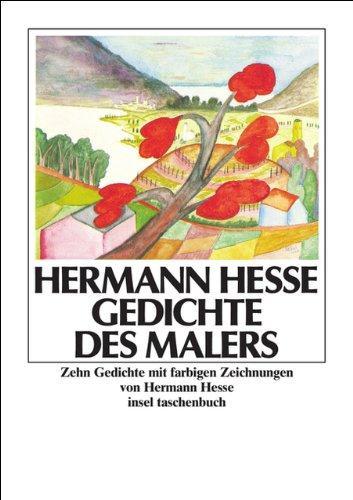 Gedichte des Malers : 10 Gedichte mit: Hesse, Hermann (Verfasser):