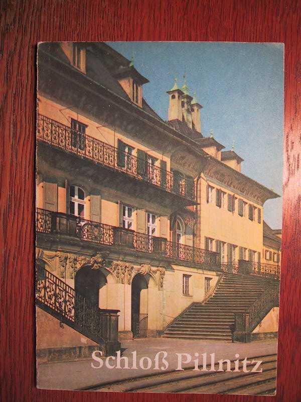 Schloß Pillnitz - Staatliche Kunstsammlungen Dresden.: Staatliche Kunstsammlungen Dresden
