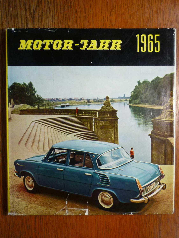 Motor-Jahr 1965- Eine internationale Revue.