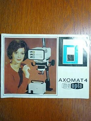 Meopta Axomat 3 - Vergrößerungsgerät - Original: ZVS Meopta Brno