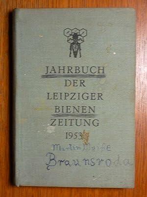 Jahrbuch der Leipziger Bienenzeitung 1953 - 66.: Verlag der Leipziger