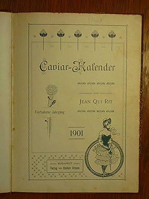 Caviar Kalender.: Jean Qui Rit: