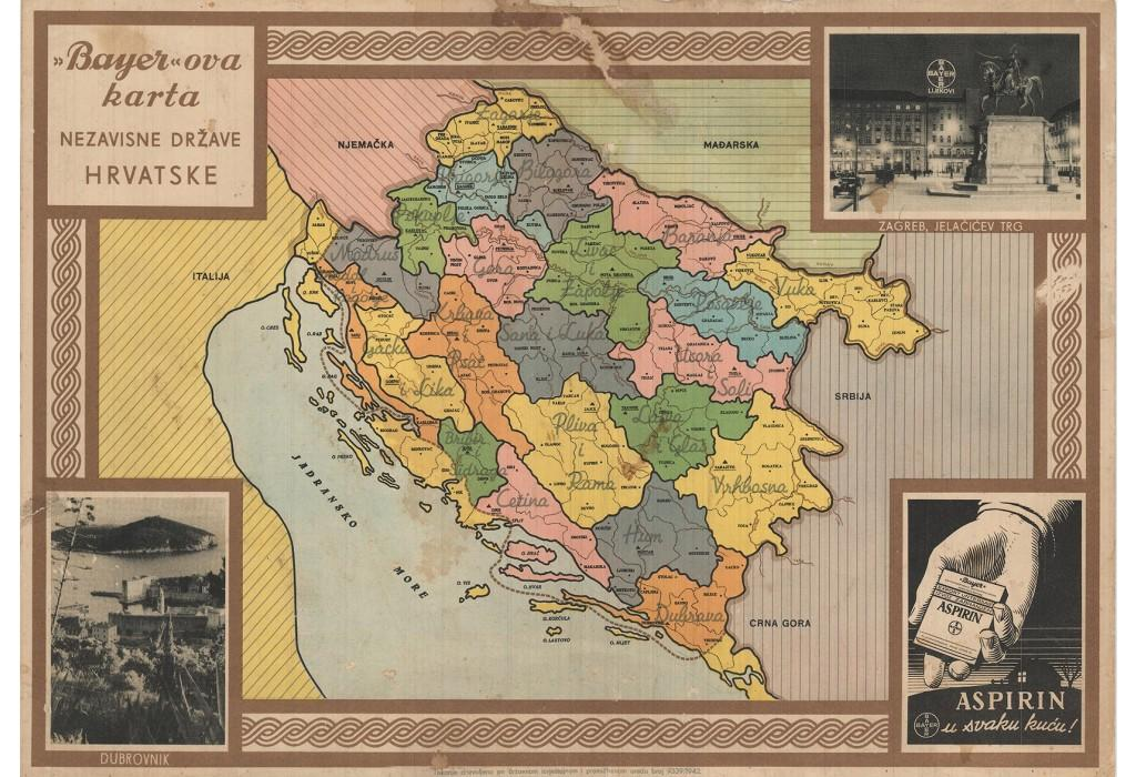 CROATIA, INDEPENDENT STATE: